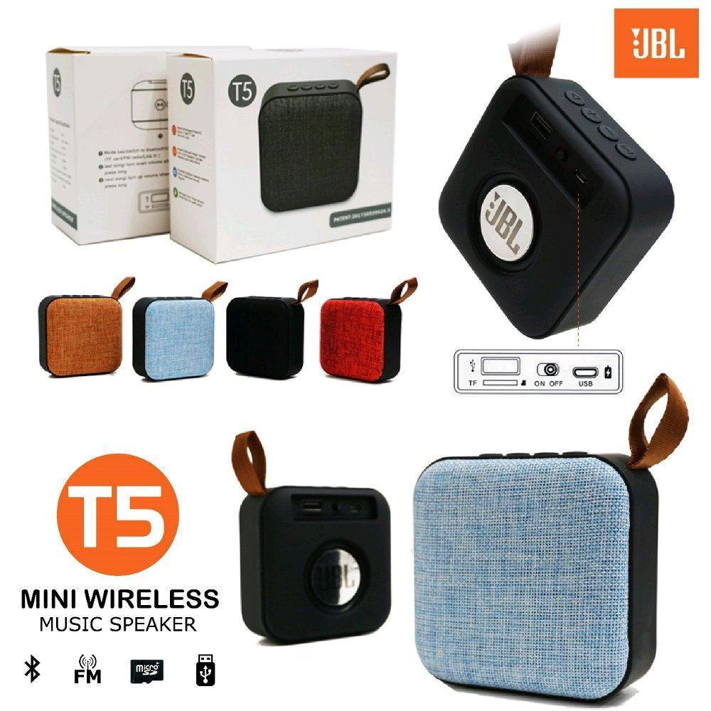 Jual Speaker Portable Terbaik Lazada Murottal Al Quran 25 Qori Radio Model Bluetooth Jbl Mini T5
