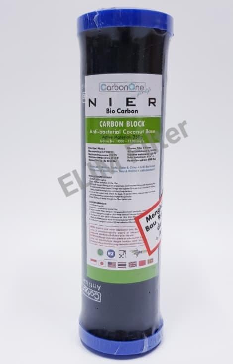 Nier Cto Antibacterial - Karbon Blok 10 Inch - ready stock