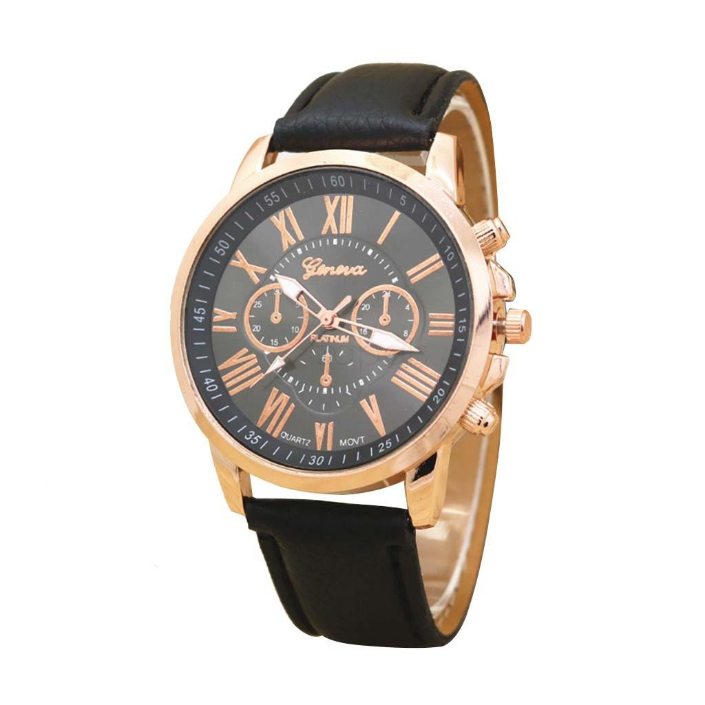 Geneva 263 Jam Tangan Wanita Analog Diamond Fashion Casual Lady Wrist Watch 782b460502