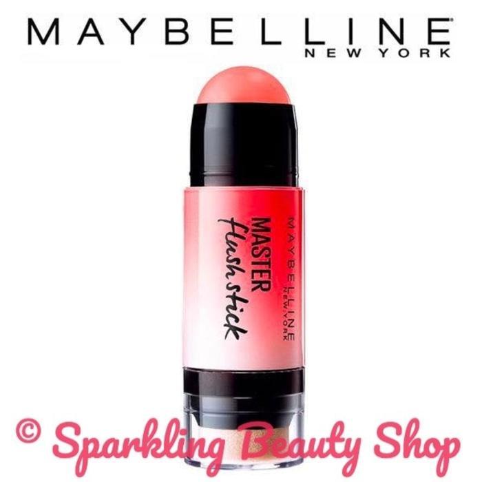 Sparkling Beauty Shop Maybelline Master Flush Stick - Blush On