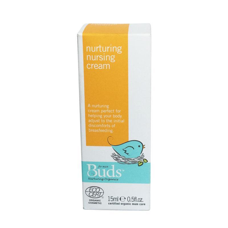Buds Nurturing Nursing Cream 15ml ex nov 2020