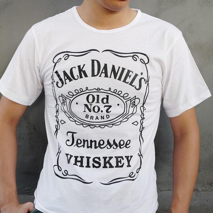 Buy Sell Cheapest Kaos Jack Daniels Best Quality Product Deals