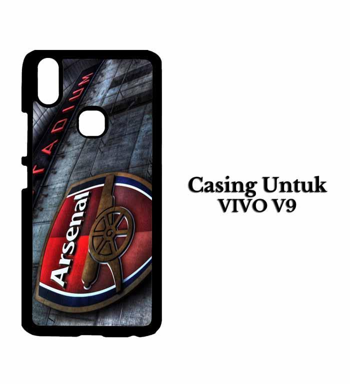 Casing VIVO V9 arsenal football club logo Hardcase Custom Case Se7enstores