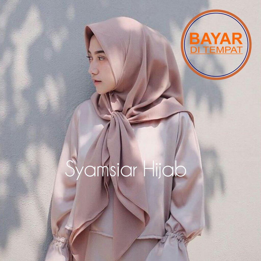 Jilbab   Hijab SEGITIGA instan - Kerudung InstanT Segi Tiga 806c348d34