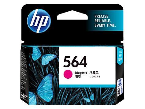 Tinta HP Original 564-CB319WA Magenta Ink Cartridge