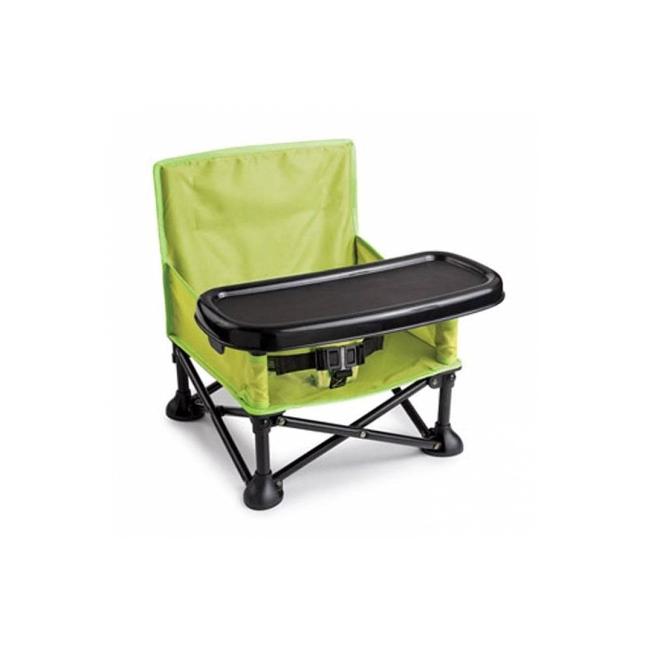 Baby Chair Summer Pop n' Sit Portable Booster Green 13404