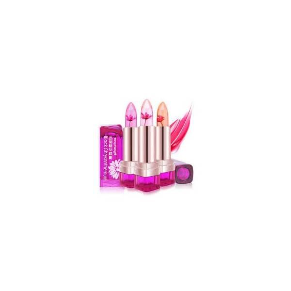 Heng Fang Flower Jelly Magic Lipstick / Hengfang Bunga