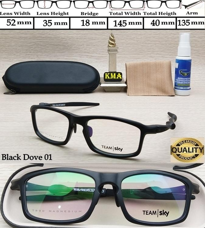 kacamata sport minus OAK*** BADMAN frame kacamata minus sport TEAM SKY