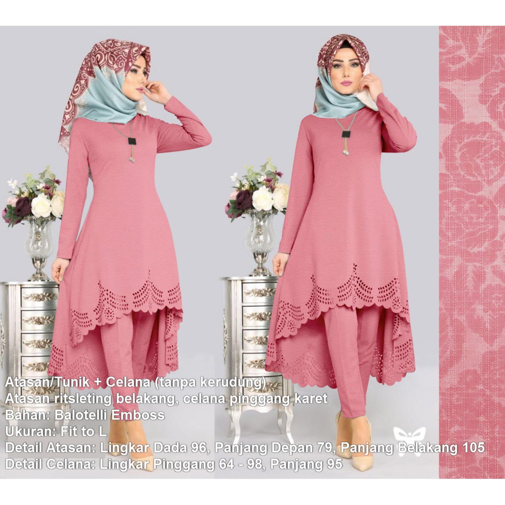 Bawahan Muslim Wanita Terbaru Dress Bunga 1 5 Tahun Baju Anak Perempuan Lengan Buntung Lucu Tutu Pink Kemerahan Set 2 In Baloteli Laser Msr265 Setelan Muslimah Stelan Gamis