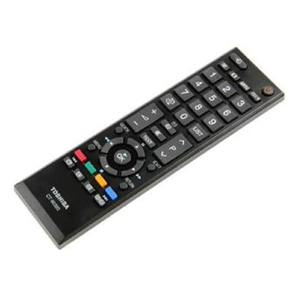 TOSHIBA Remote Led Lcd TV - Hitam