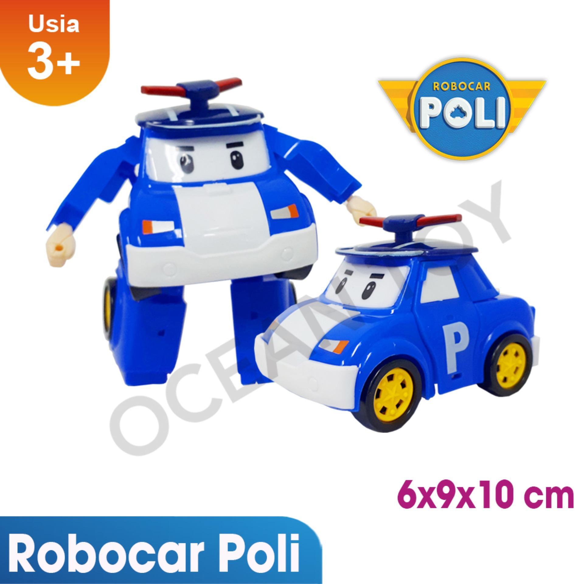 Robocar Poli Lazada Birthday Special