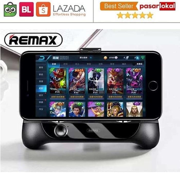 Pendingin hp smartphone Remax Smartphone Cooling Gamepad RT-EM01