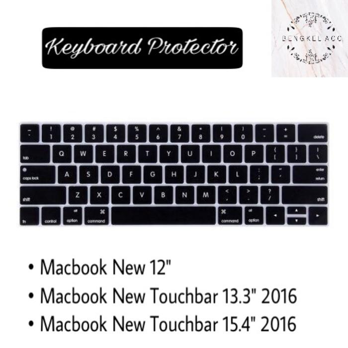 KEYBOARD PROTECTOR MACBOOK PRO TOUCH BAR 13 15 INCH RETINA NEW 2016