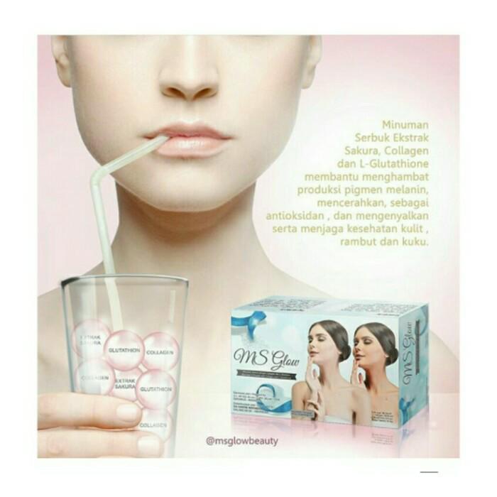 MS Glow Beauty Drink - MS Glow Gluta Collagen - MS Glow Gluta Drink