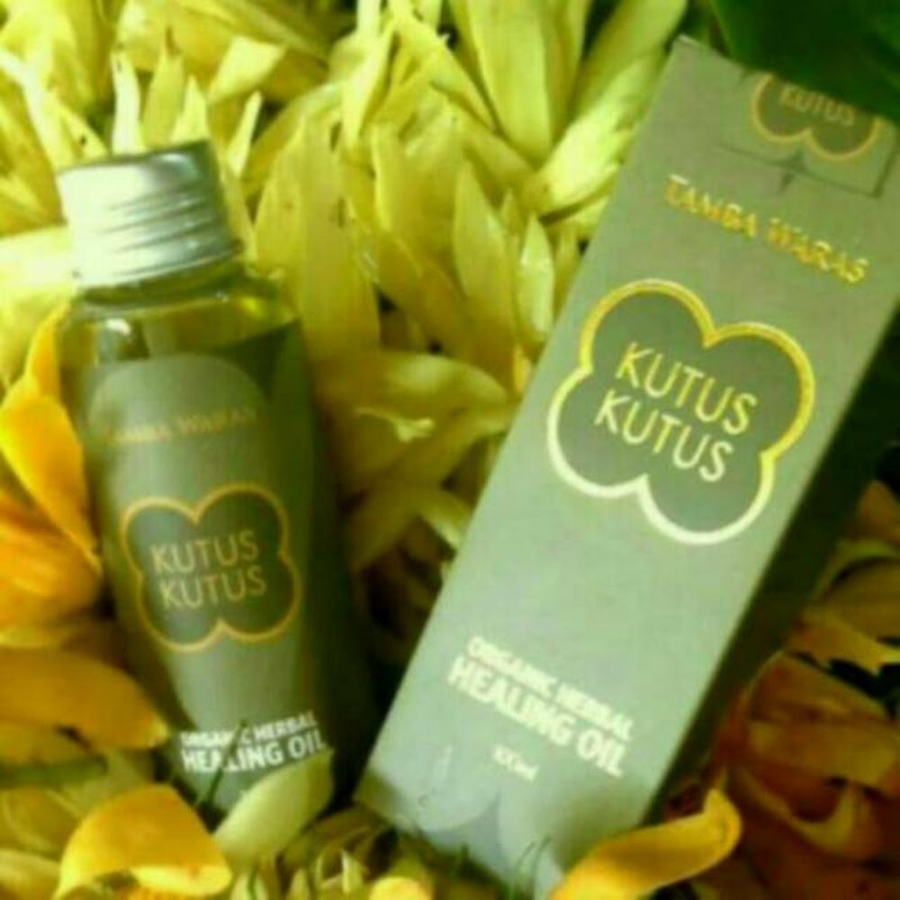 Buy Sell Cheapest Kutus Healing Best Quality Product Deals Minyak Original Oil Bali
