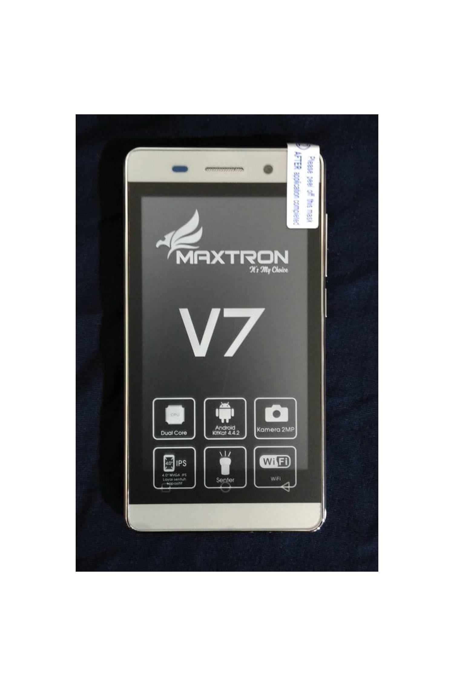 Jual Hp Maxtron New Murah Garansi Dan Berkualitas Id Store New8a Smartphone Rp 576000