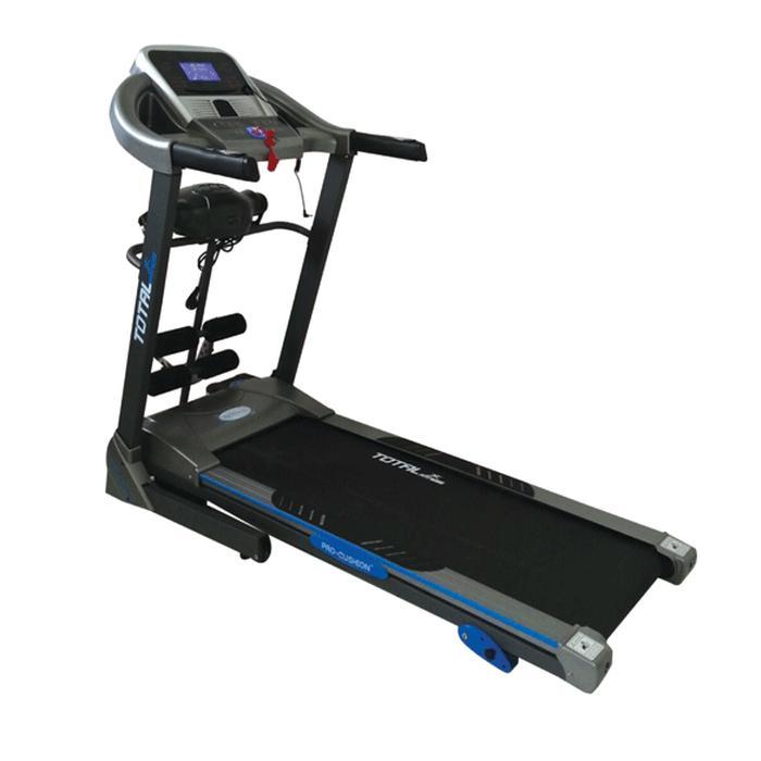 Treadmill Elektric Yang Bagus Untuk Di Rumah 2 Hp Tl 266 - Jual Peralatan Latihan Angkat Beban  Murah Terbaik