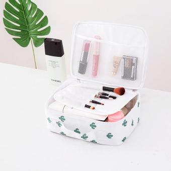 Pencari Harga HW New Tas Kosmetik Korean Travel Bag Organizer Cosmetic Bag Korean Style Tas Wanita Makeup Cosmetic Bag Sekat Modular terbaik murah - Hanya ...