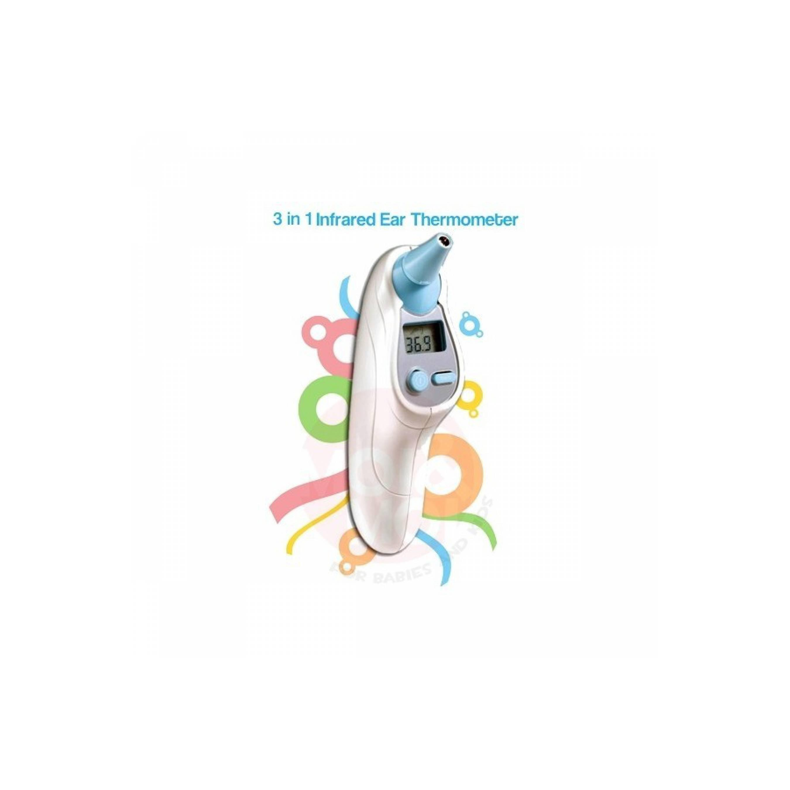 Thermometer Digital Infrared 3 In 1/Termometer Infrared Little Giant