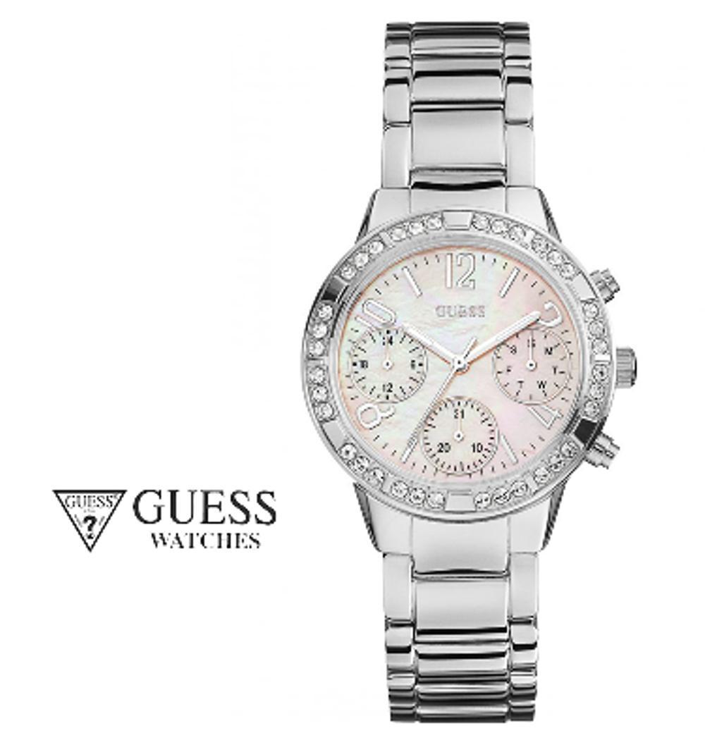 Jam Tangan wanita Guess Original W0546L1 Bergaransi resmi Guess MMBKL