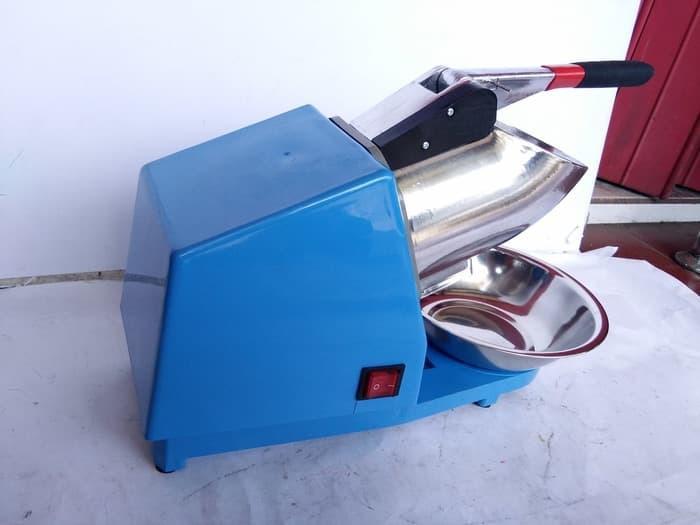 Mesin Serut Es Eton - Mesin Serutan Es -Ice Crusher Es Kepal Milo