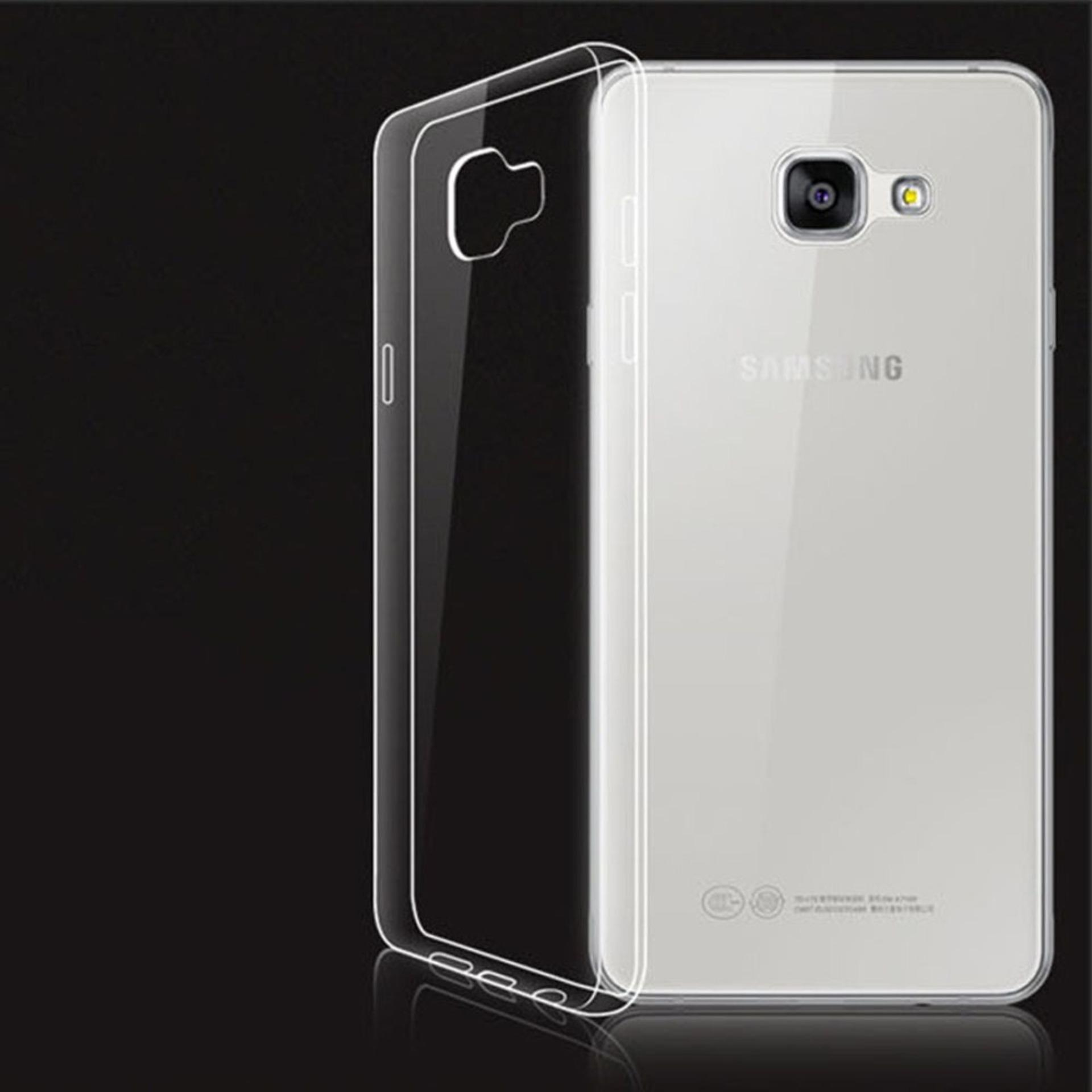 Ultrathin Samsung A5 (2016) / A510 Ultrathin / Soft Back Cover / Soft Jacket / UltraFit Air Case / Jelly Case / Soft Case - Transparan