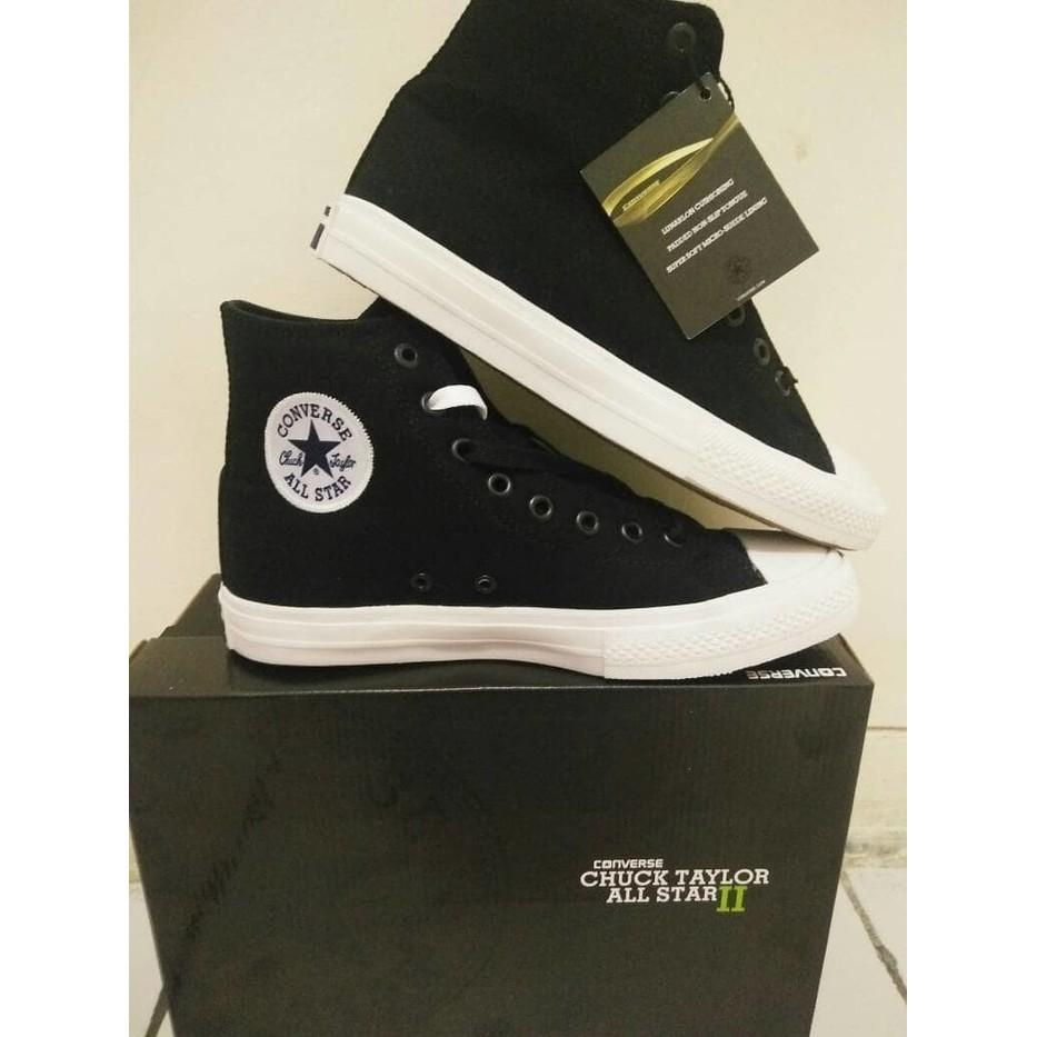 Sepatu Converse All Star Original Bnib High - 4Nlhjm