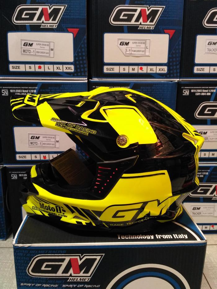 Gm Super Cros Se Moto - 1