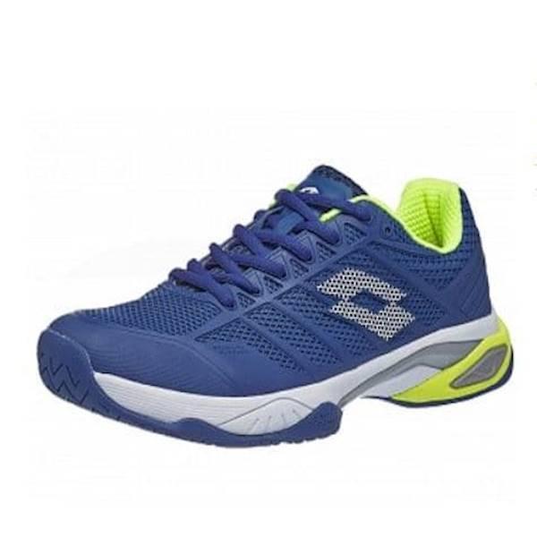 Sepatu Tennis Lotto Viper Ultra IV Speed Blue/White Men's