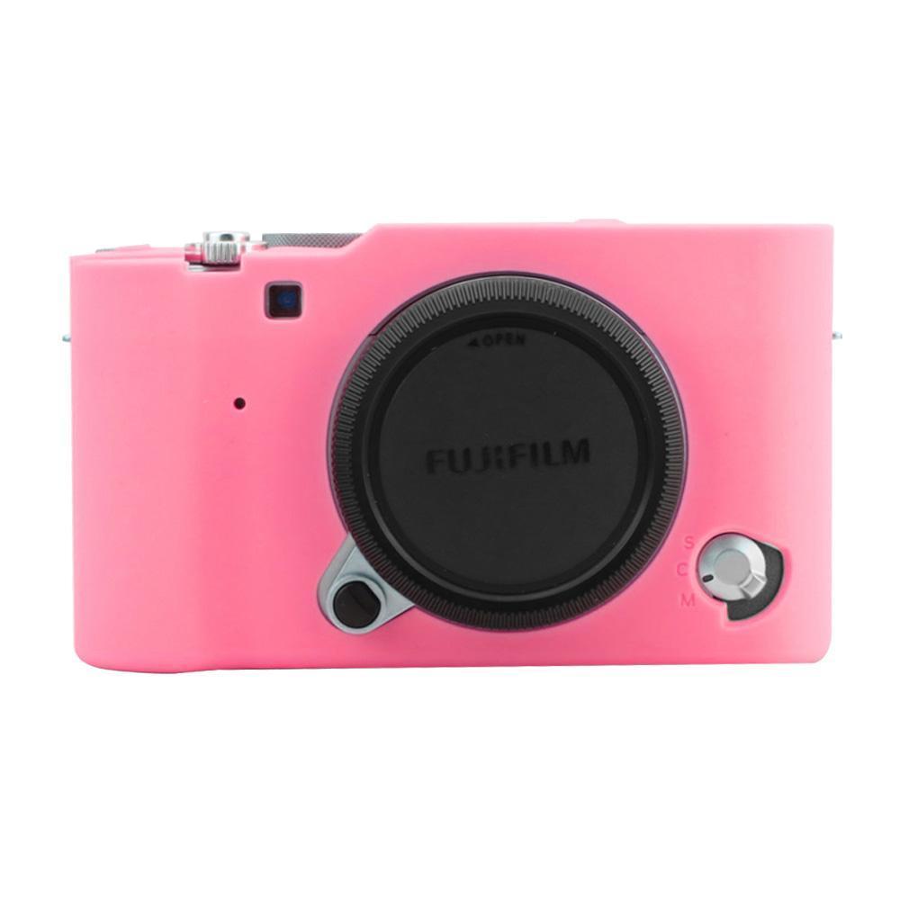 Godric Silicone Fujifilm X-A3 / X-A5 / X-A10 / X-A20 / XA3 / XA5 / XA10 / XA20 Silikon Case / Sarung Silicon Kamera Mirrorless
