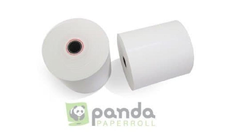 Kertas Printer Thermal Roll 58 x 40 mm merk Panda isi 50 Pics