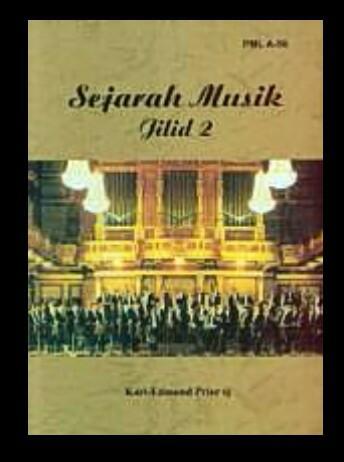 Sejarah Musik Jilid 2 - Pml Yogyakarta