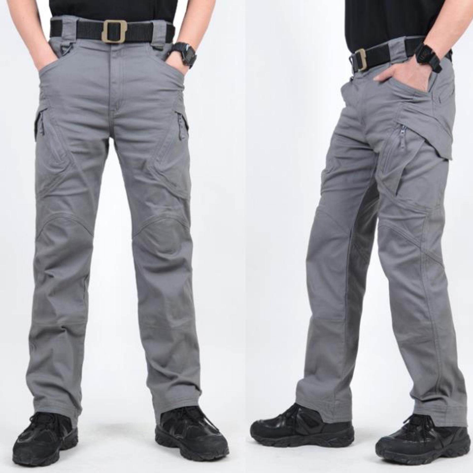 Daftar Harga Celana Panjang Pria Online Murah Eiger Riding Sentra  Pants Black Hitam 32 Devyrama Shop Tactical Outdoor Abu