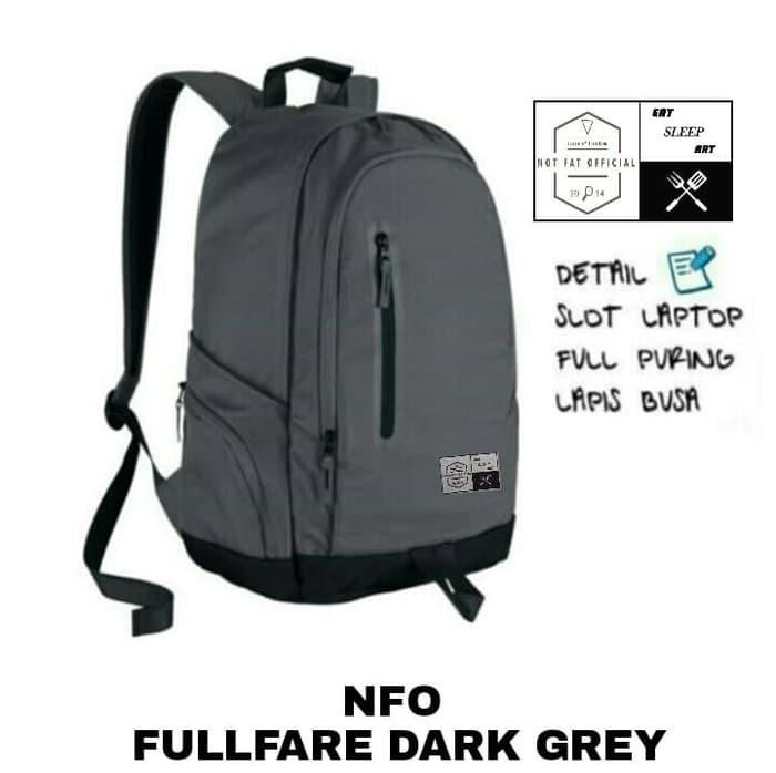 PALING LARIS  TAS PRIA / BACKPACK NIKE FULLFARE BEST SELLER