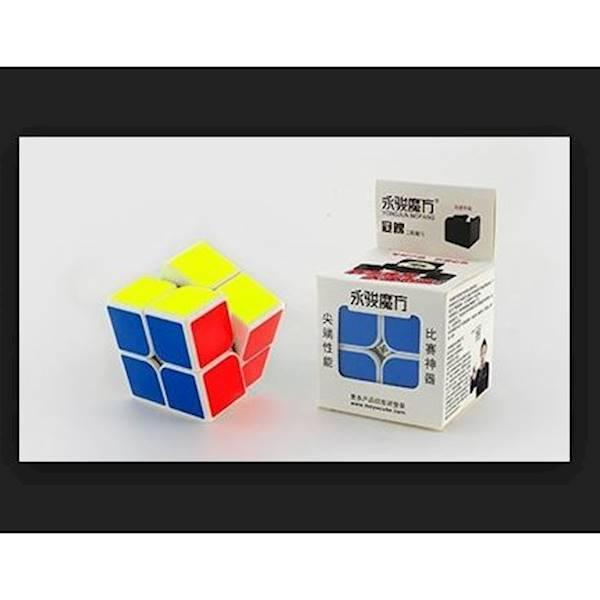 ORI Yong Jun YJ7904 magic cubic rubik's cat. Source · Rubik 2X2 .