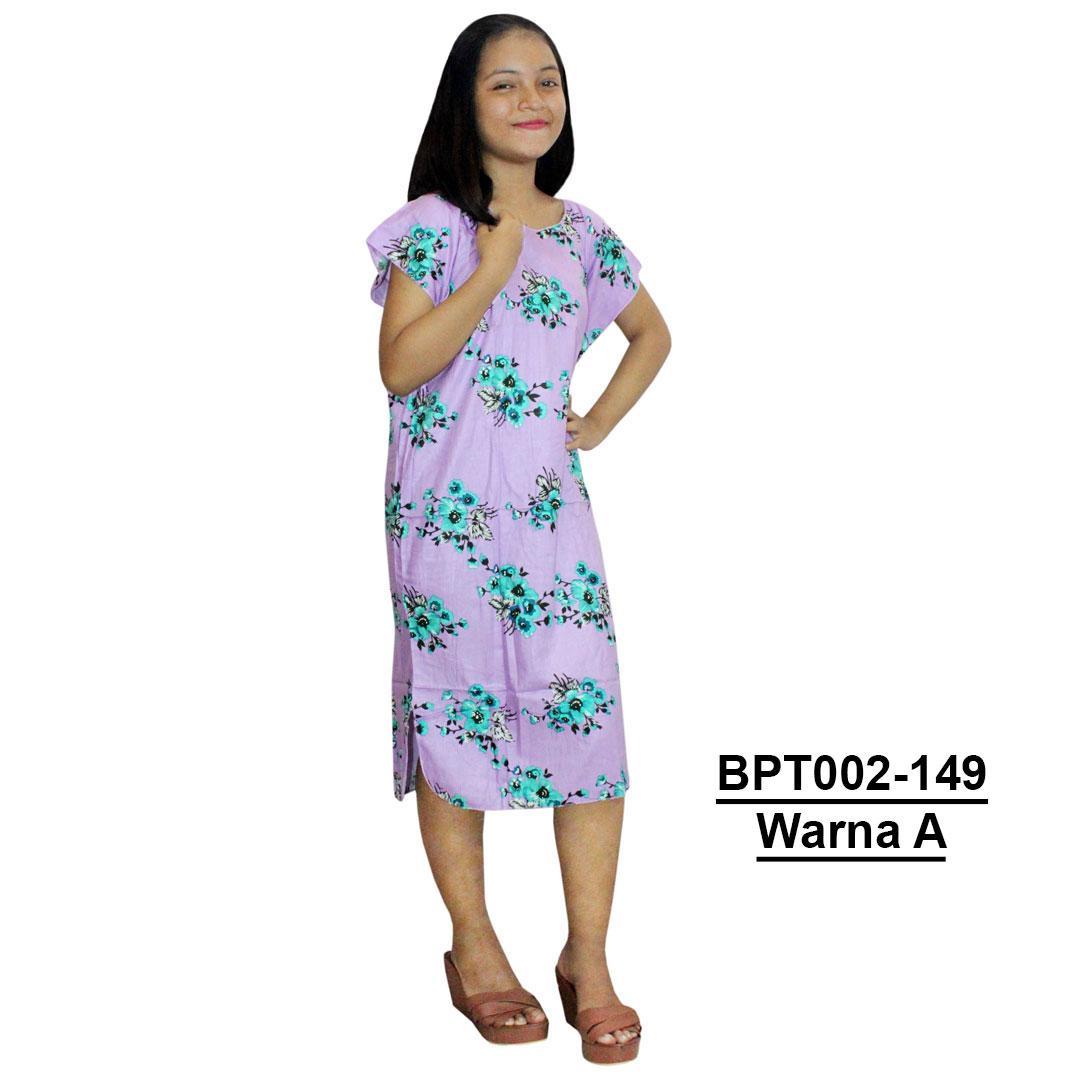 Midi, Daster Midi, Dress Santai, Baju Tidur, Piyama, Atasan Batik (