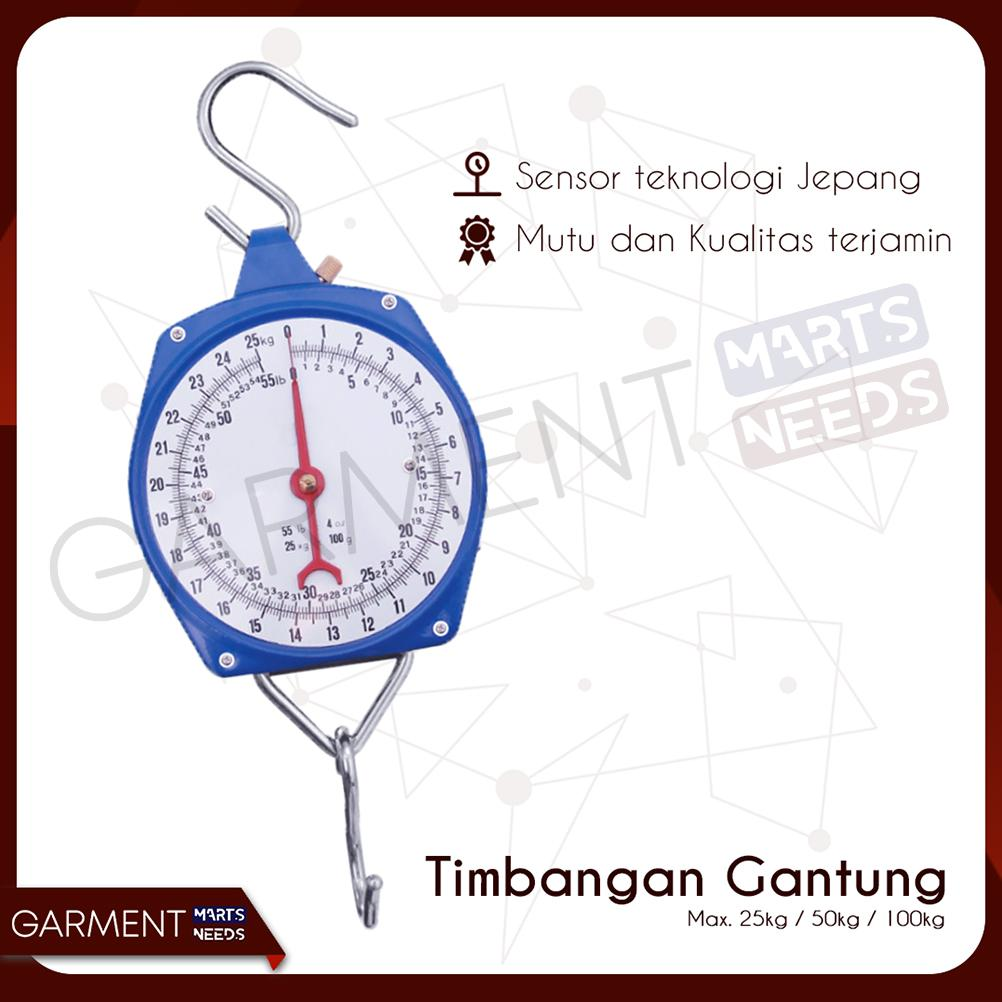 Buy Sell Cheapest Timbangan Gantung Jarum Best Quality Product Prohex 50kg 50 Kg Analog