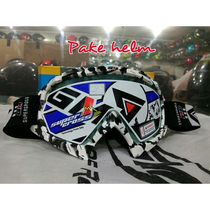 KACA GOGGLE GM HELM CROSS