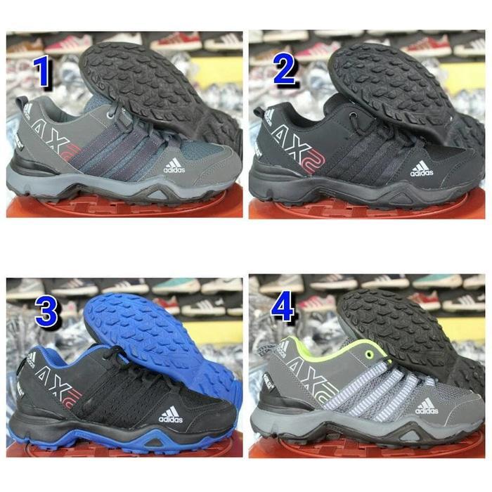 sepatu sport adidas ax2 terex marathon premium terbaru running volly