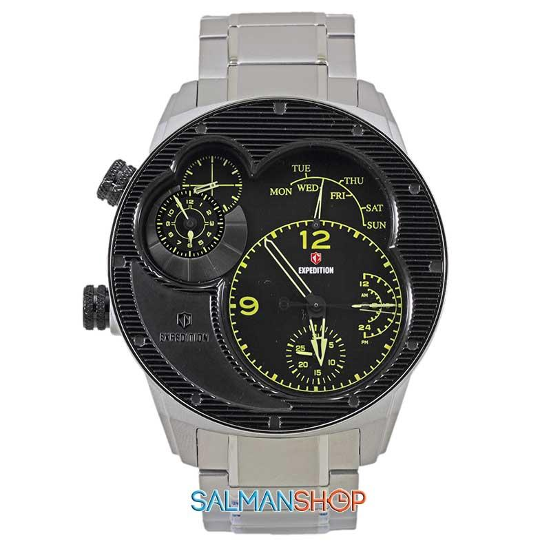 Expedition E6737MCTBY  jam tangan pria tali rantai