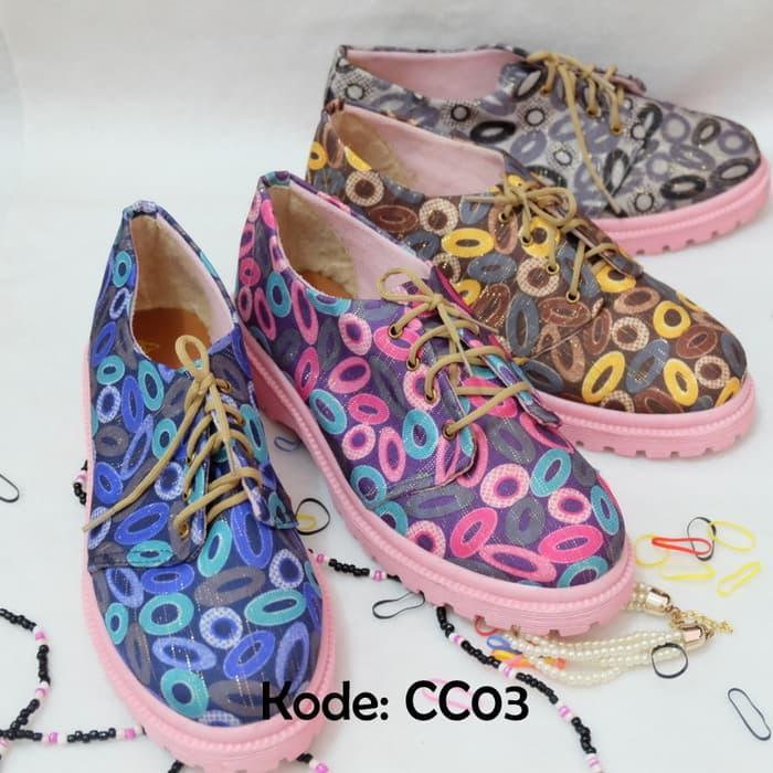 Sepatu  CC03 - sepatu wanita / sepatu kantor / sepatu kets / sepatu olahraga / sepatu pria / sepatu pantofel / sepatu heels / sepatu wedges / sandal pria / sandal wanita / sandal wedges / sepatu sekolah / sepatu anak / sepatu murah