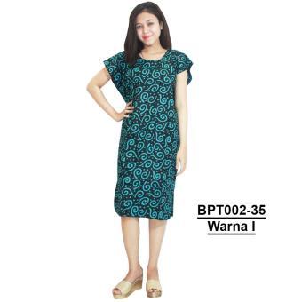 ... Wanita / Baju Terusan Pendek / Tunik ... Source · Harga Termurah Midi, Daster Midi, Dress Santai, Baju Tidur, Piyama, Atasan