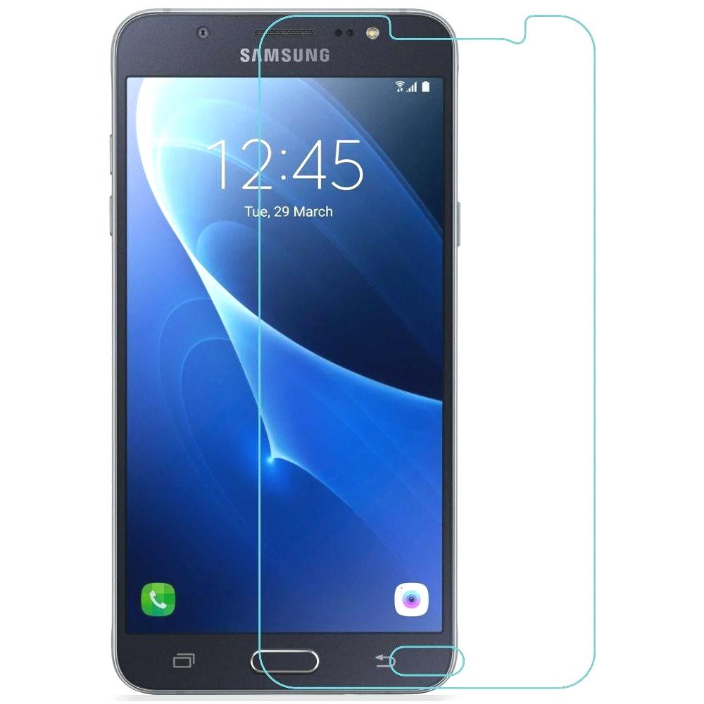 Tempered Glass / Anti Gores Kaca for Samsung Galaxy J7 2016 (J710)