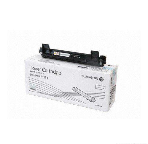 SALE - Toner Printer Fuji Xerox P115w Ct202137 Original Original