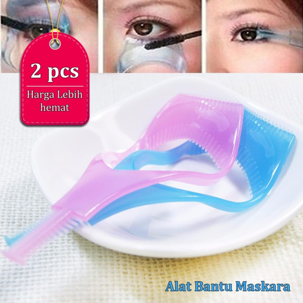 Anabelle Alat Bantu Mascara Maskara Make Up For Beauty And Nice Look 1 Set Isi 2