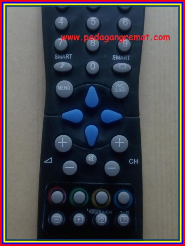 Remot Remote Tv Tabung Philips
