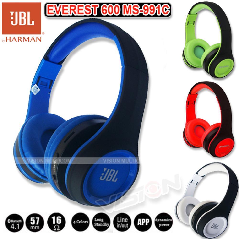 Headphone Bluetooth JBL Everest 600 MS-991C PUREBASS