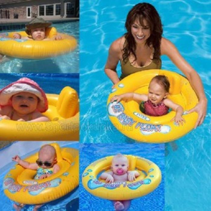 Pelampung Renang Bayi My Baby Float INTEXIDR75000. Rp 77.400
