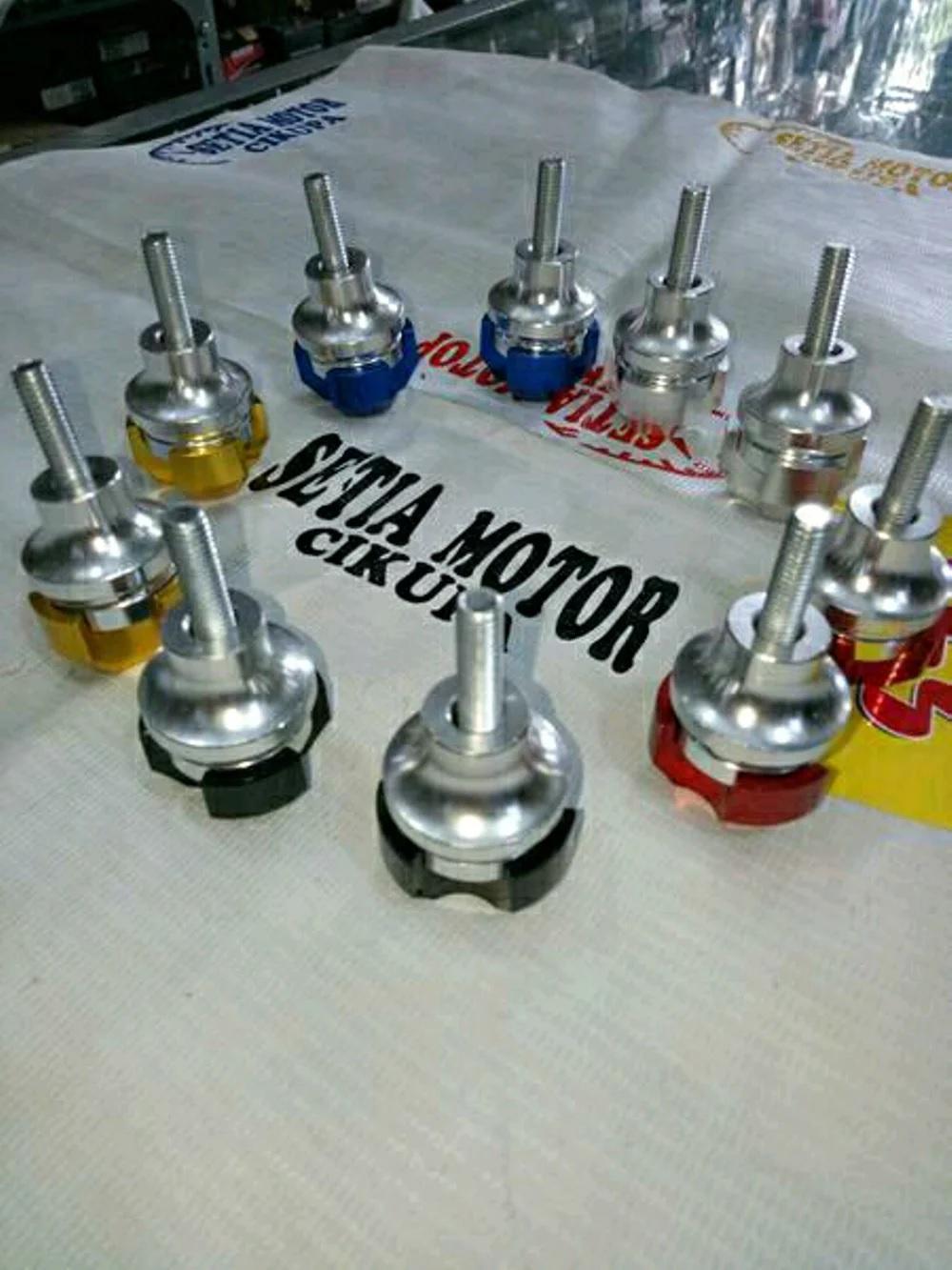 Buy Sell Cheapest Jalu Baut Spakbor Best Quality Product Deals Stang Isi 2 Set 4 Biji Untuk Motor Nmax Ninja 250 R15