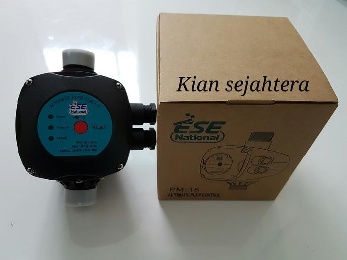 New Produk Automatic pump control PM-15 National ESE/ otomatis pompa air